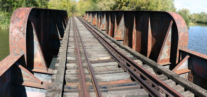 Sturgeon River Trestle