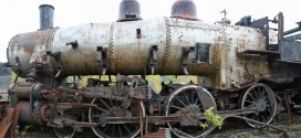 Old Locomotives Never Die – They Just Rust Away