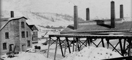Smelters of the Copper Country