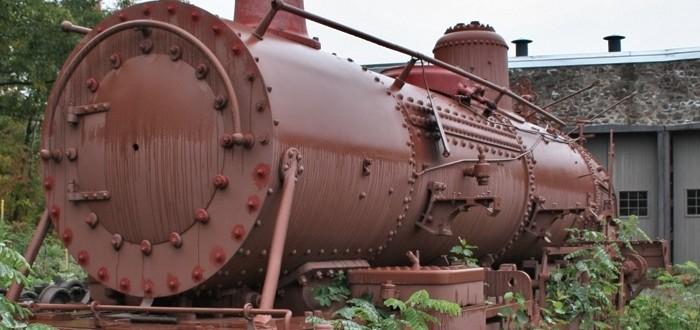 The Locomotive at My Front Door