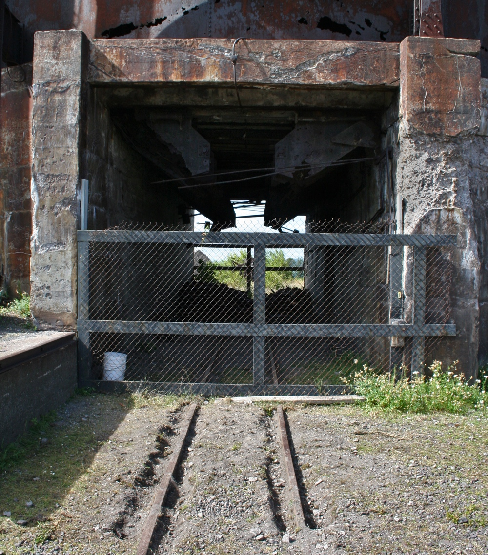 The Loading Tunnel of the Quincy No.2 Rockhouse