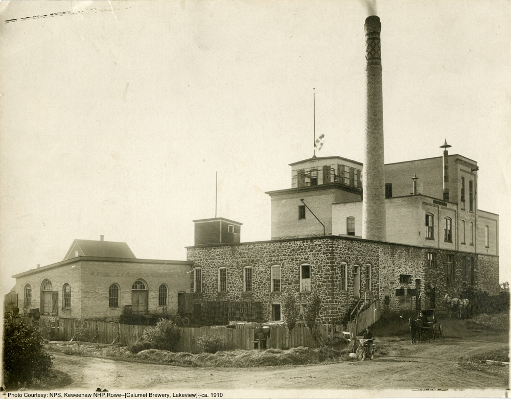 The New Calumet Brewery
