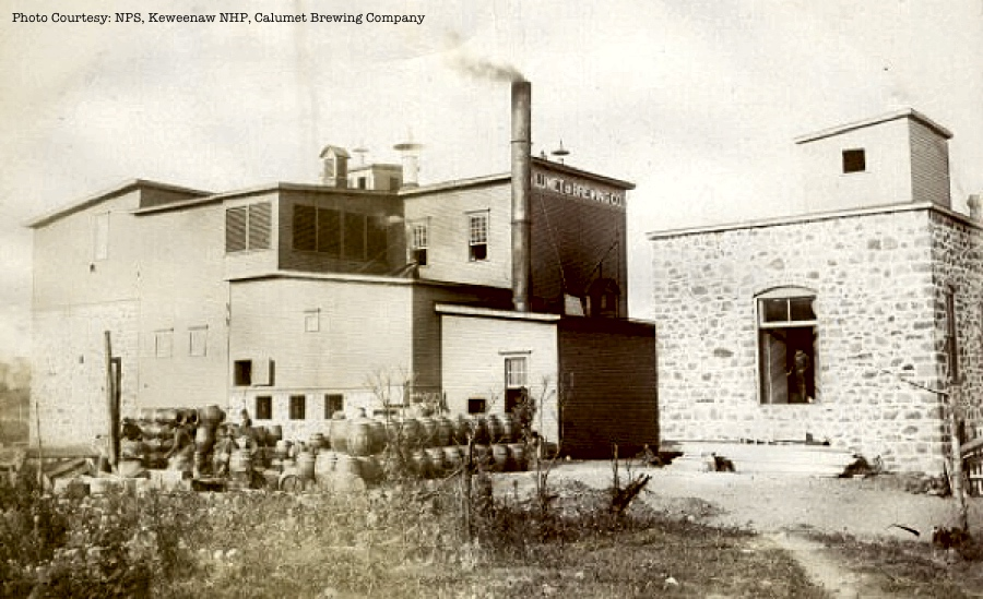 The First Calumet Brewery
