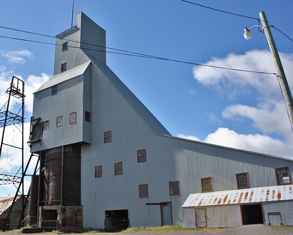 The Shafthouse Portion of the Quincy No.2