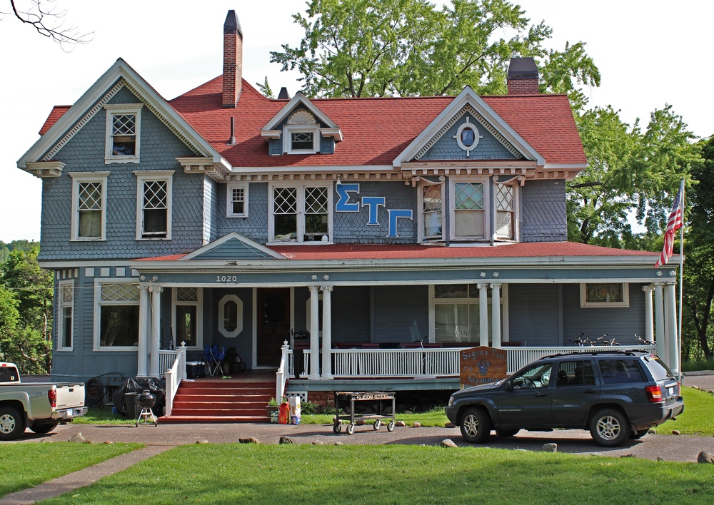 Edwards House, College Ave