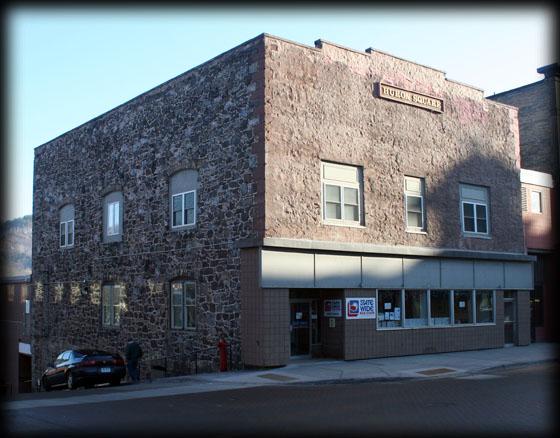 Image Gallery stucco facade