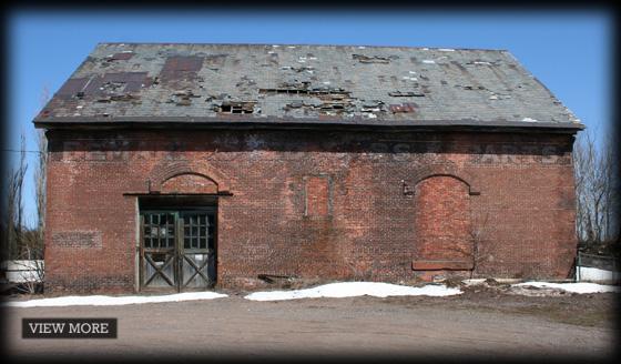 The Calumet Mill Boiler House (p1) - Copper Country Explorer